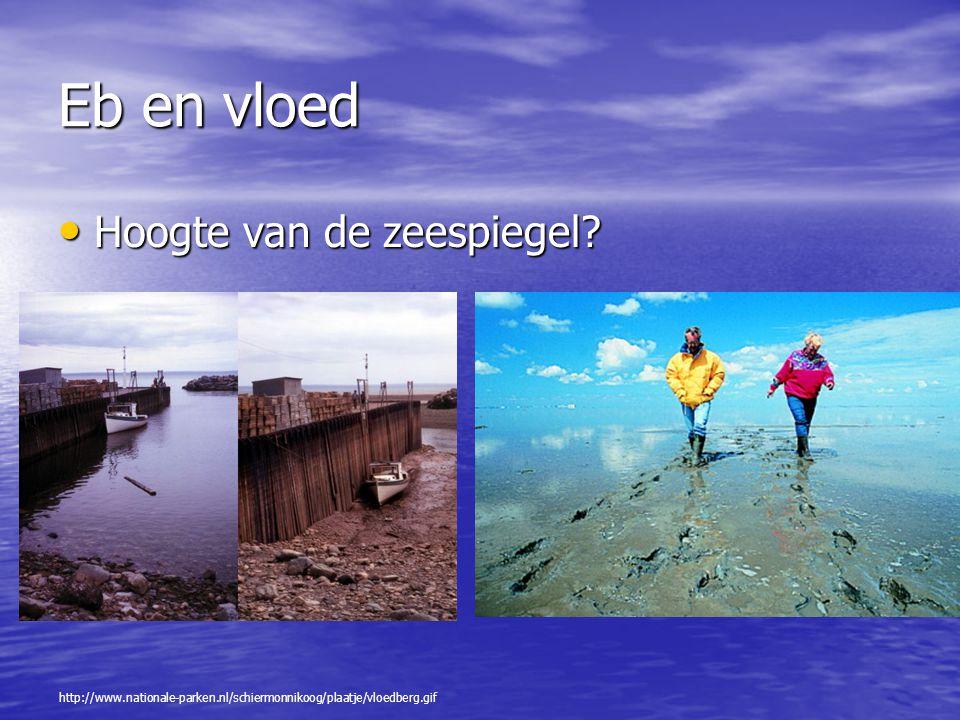 Eb en vloed • Hoogte van de zeespiegel? http://www.nationale-parken.nl/schiermonnikoog/plaatje/vloedberg.gif