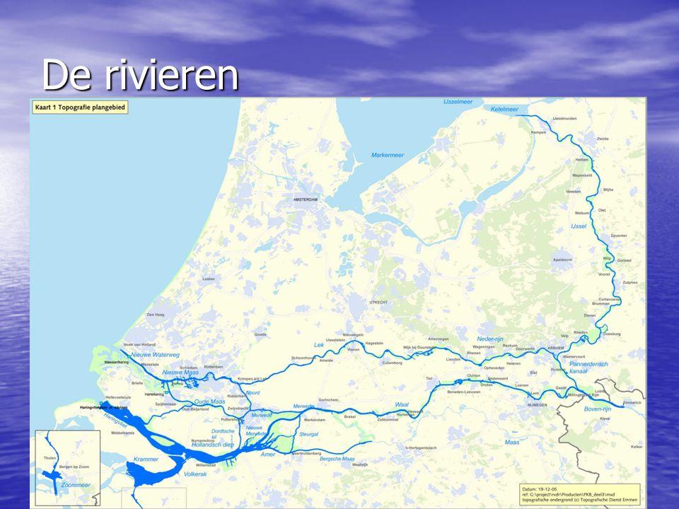 De rivieren