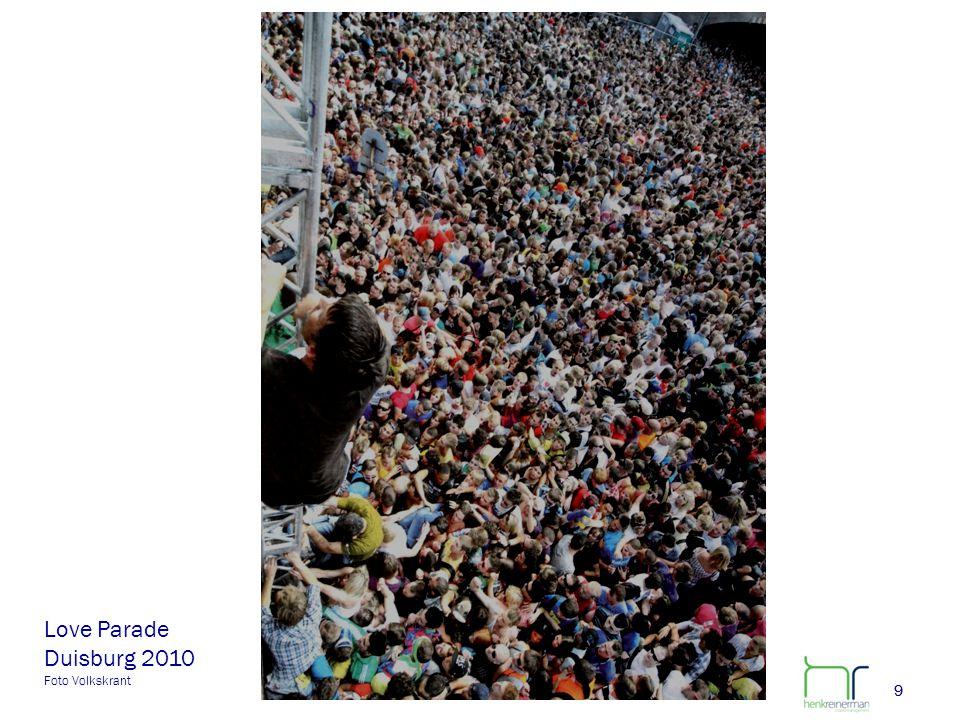 40 Leergang Crowd Management Pinpoint 5 april 2012 Oorzaken slachtoffers calamiteiten •Bij welke evenementen ging het fout en wat was de oorzaak: Historie en wetenschap Toepassen crowd management in de praktijk •Een hoge publieksdichtheid is potentieel onveilig.