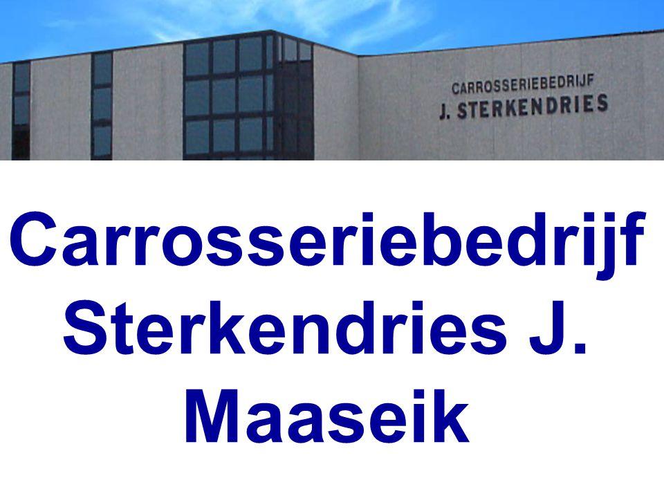 Carrosseriebedrijf Sterkendries J. Maaseik