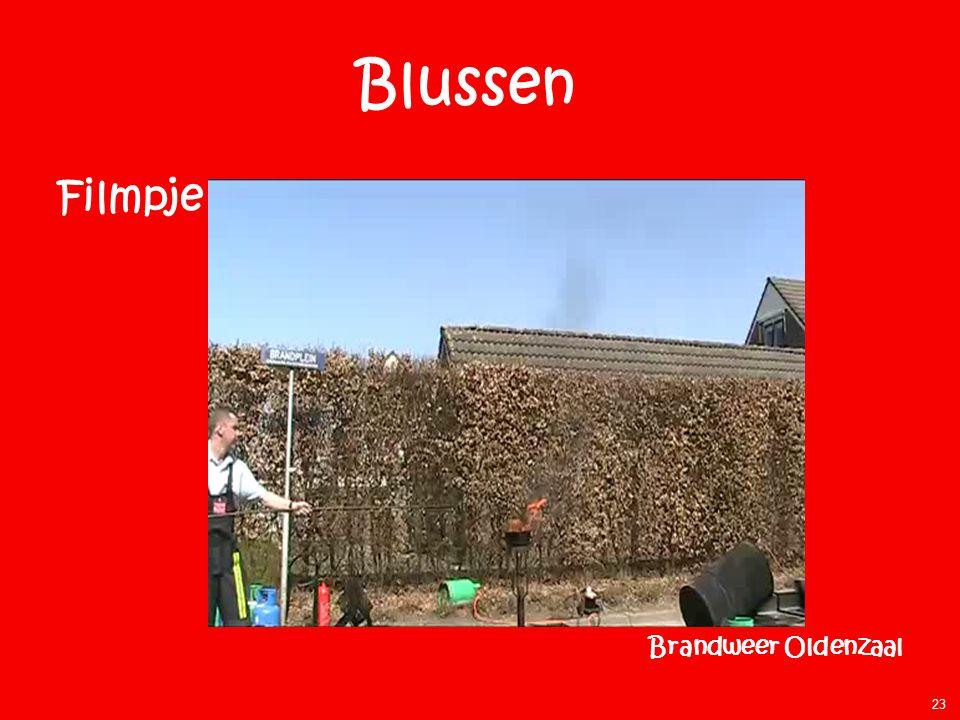 Blussen 23 Filmpje Brandweer Oldenzaal
