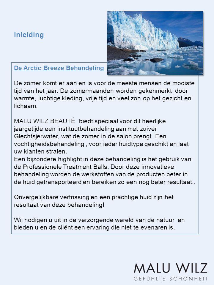 Inleiding De Arctic Breeze Behandeling De zomer komt er aan en is voor de meeste mensen de mooiste tijd van het jaar.