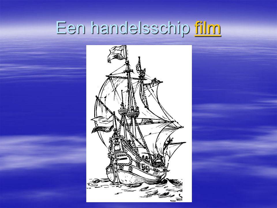 Een handelsschip film film