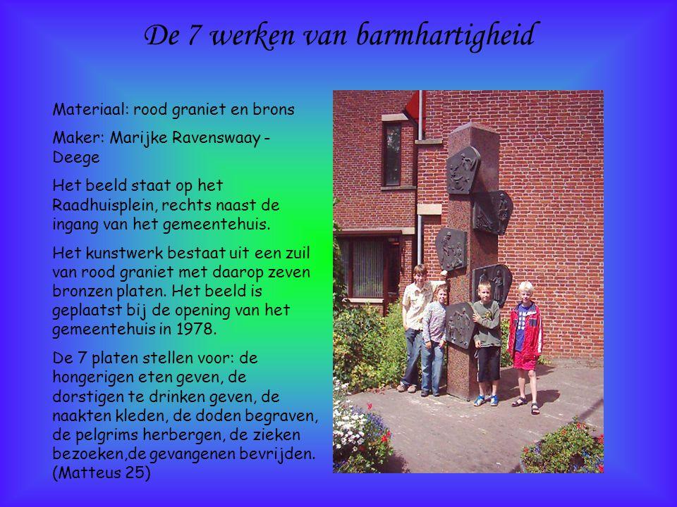 Benno! Plek: Prins Bernhardschool Het beeld is een keramiek geglazuurd aardewerk hij heet benno, hij is gemaakt door Guus Zuiderwijk. Het is een gesti