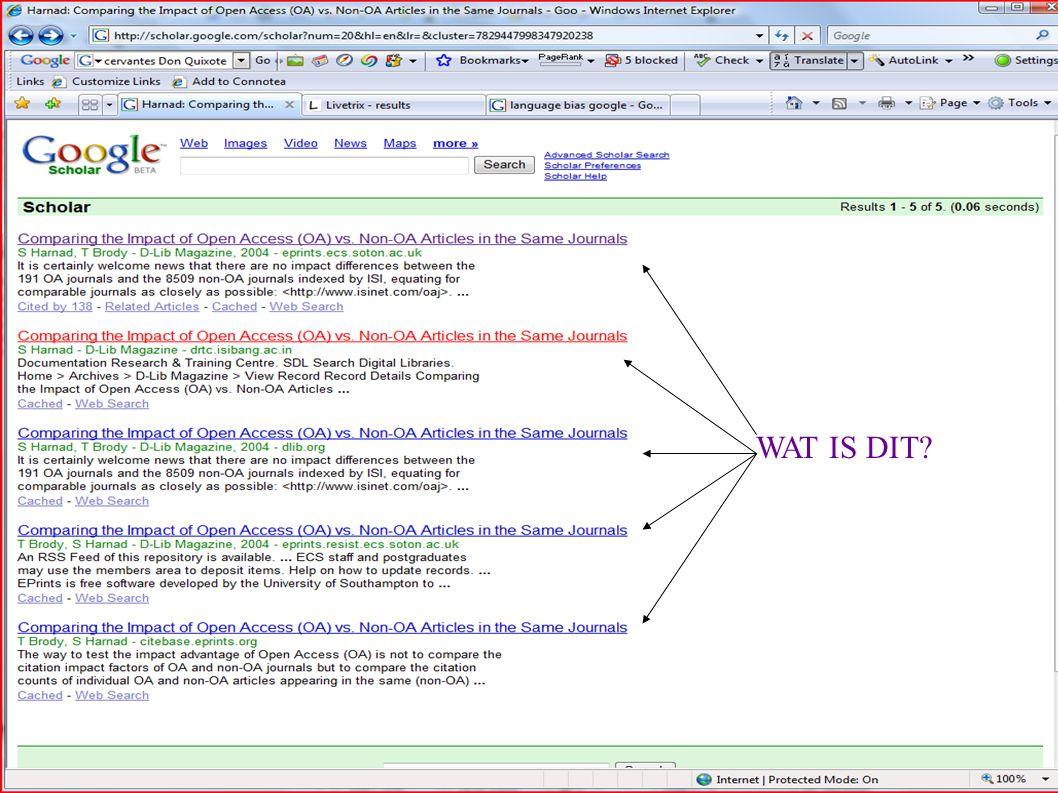Gemeenschappelijk catalogiseren  Dit is gemeenschappelijk catalogiseren  MAAR  Opzet in termen van systemen/organisatie is modulair  Verdeling van taken PLUS incorporatie dynamische metadata  Vereist:  AFSPRAKEN!.