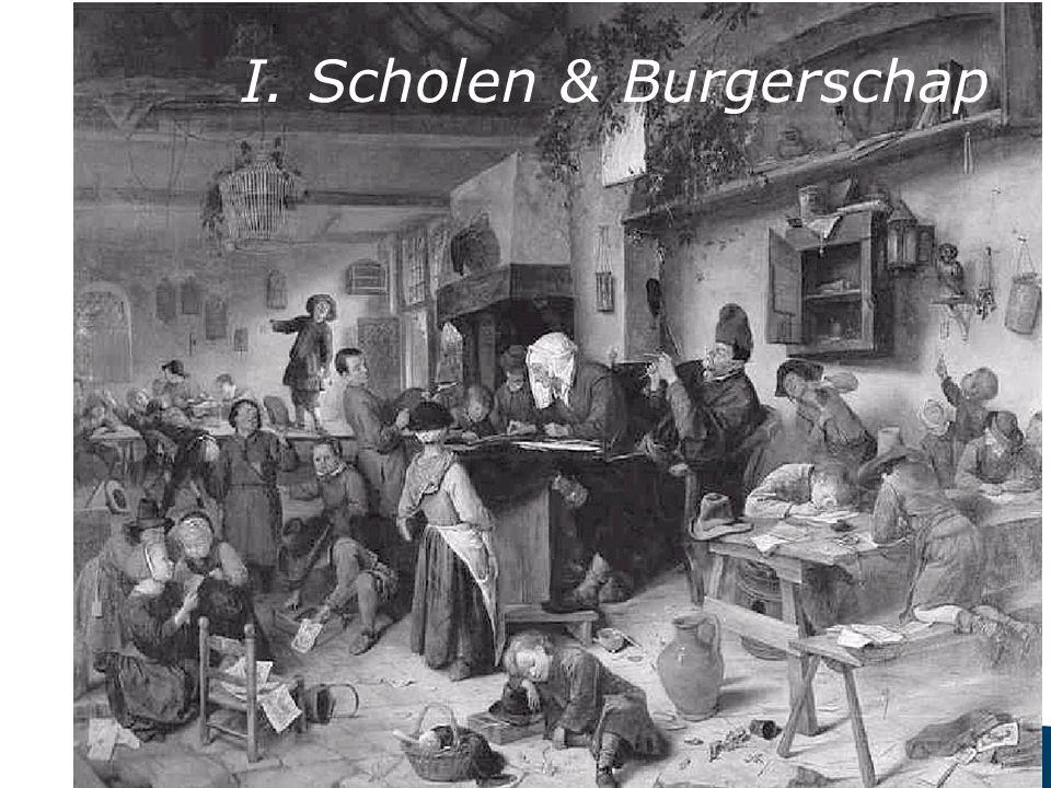 I. Scholen & Burgerschap