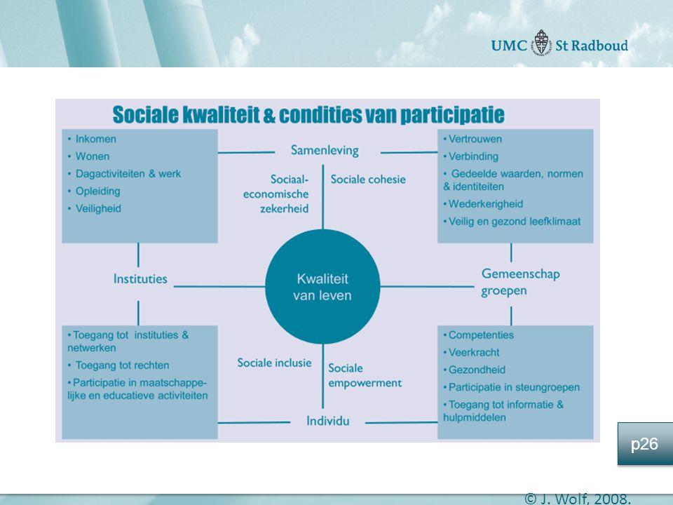 Onderzoekscentrum maatschappelijke zorg gedreven door kennis, bewogen door mensen p28 © J.