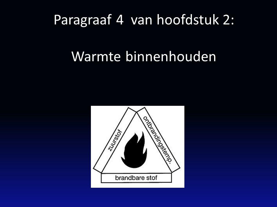 Wat is warmte.Warmte is een vorm van energie Warmte is dus niet hetzelfde als de temperatuur!.