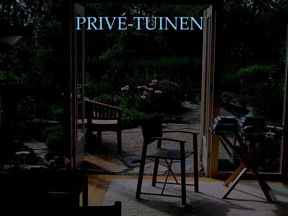 PRIVÉ-TUINEN