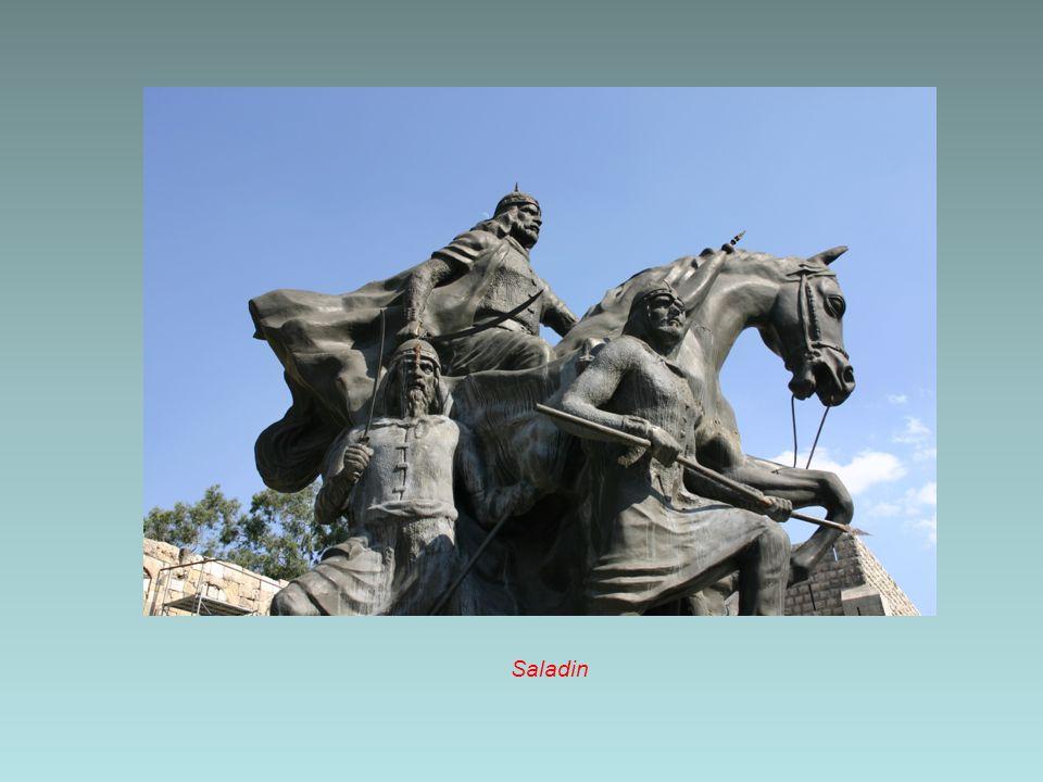 Gevolgen kruistochten •Negatief –houding van de moslims t.a.v.