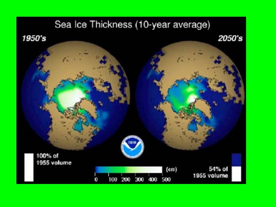 poolkappen De ijskap aan de Noordpool smelt sneller dan klimaatmodellen voorspellen, zeggen Amerikaanse onderzoekers.