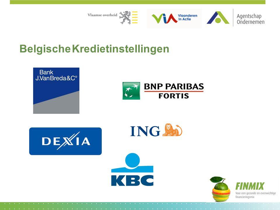 Belgische Kredietinstellingen