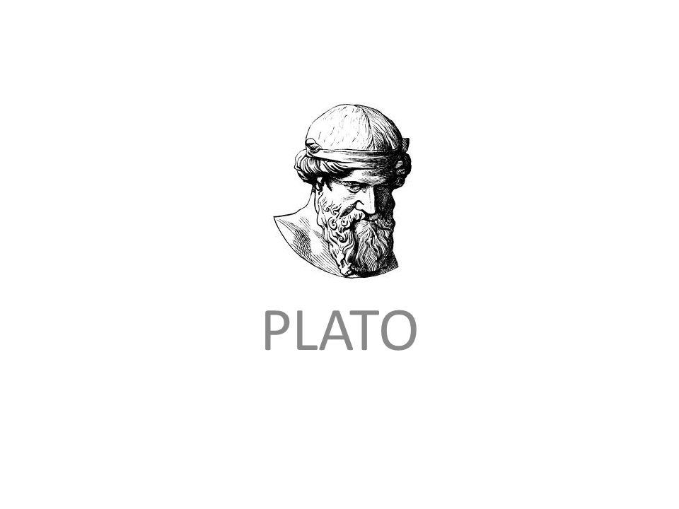 Geschiedenis • Leerling van Socrates, 1 e echte filosoof.