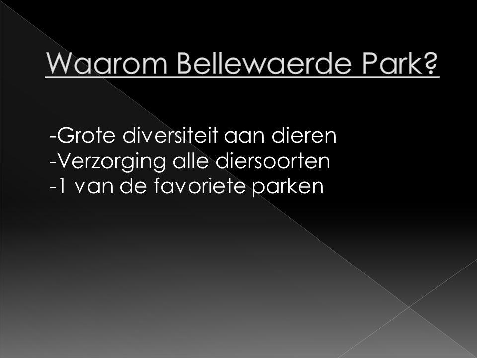  Familiepark in Ieper – attracties/dieren.