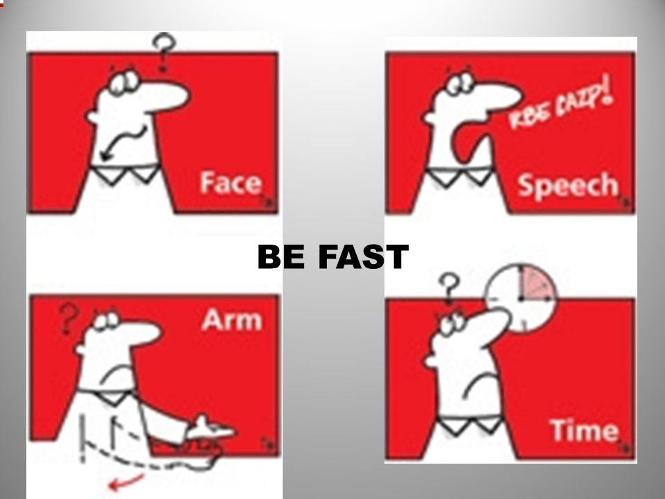 BE FAST