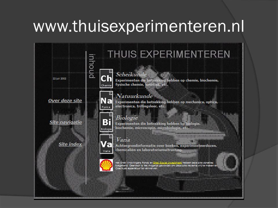www.thuisexperimenteren.nl