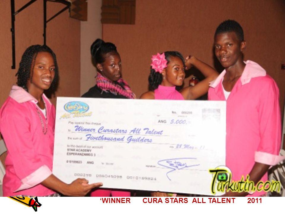 'WINNER CURA STARS ALL TALENT 2011