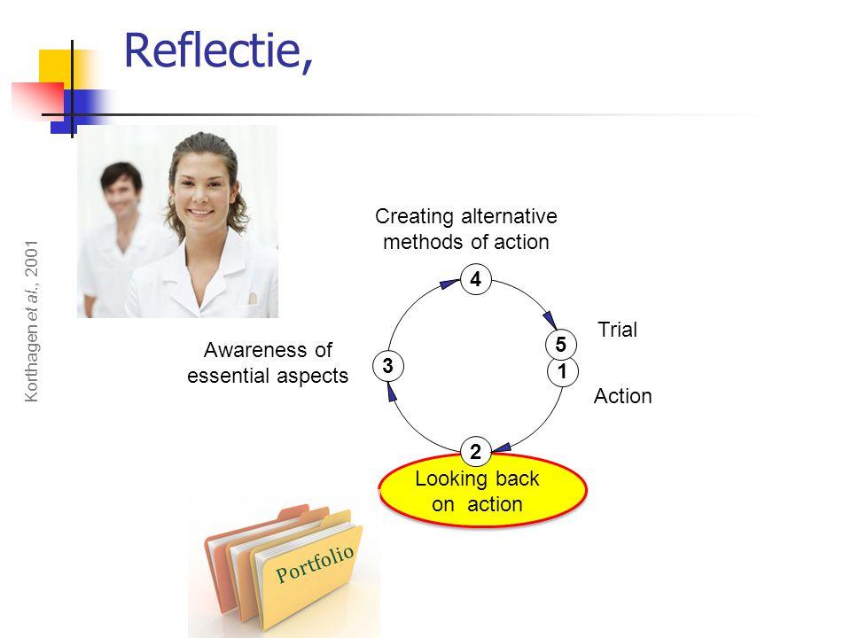  Begeleiding  lees het portfolio en gebruik het in de begeleiding van de verpleegkundige  Stimuleer reflectie  Follow-up  Feasability  Beknopt en relevant ( 7 kkbs, 6 osats en 1 msf)  Definieer en communiceer de doelen