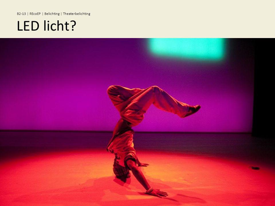 LED licht B2-13 | REcoEP | Belichting | Theaterbelichting