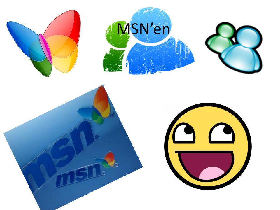 MSN'en