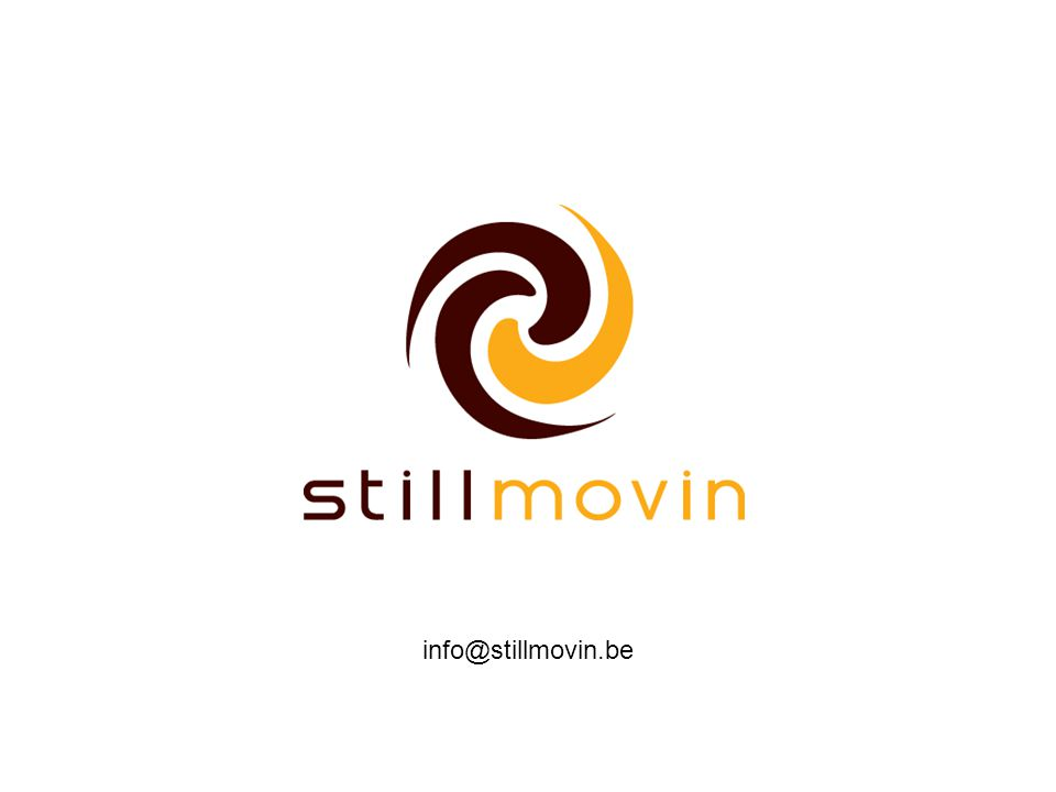 info@stillmovin.be