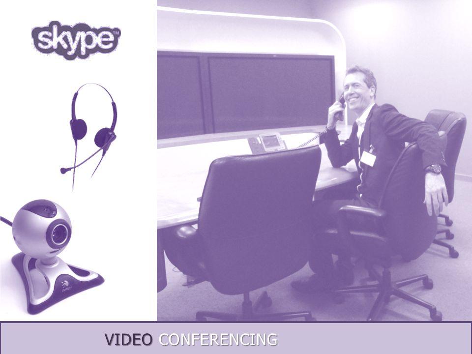 VIDEO CONFERENCING VIDEO CONFERENCING