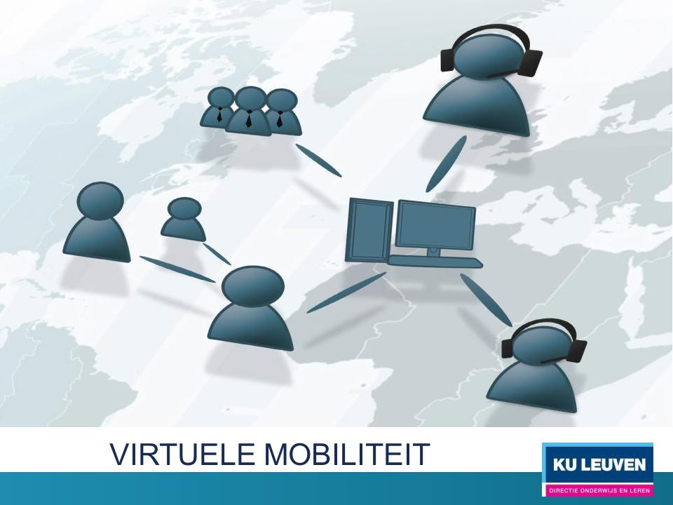 Definition Virtual Mobility VIRTUELE MOBILITEIT