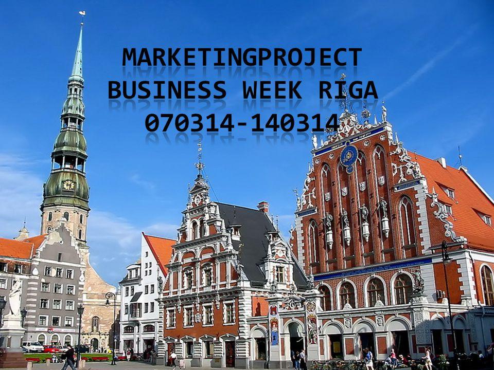Het Riga-Team Brent De Kimpe Hidro Abdulmasih Thomas François Kenn Mackens Josip Priels Studenten Professionele bachelor Bedrijfsmangement- Marketing – 2 e jaar