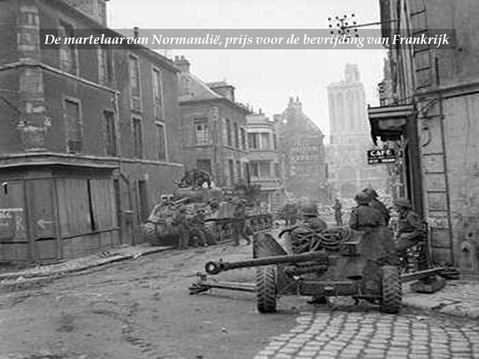 •Begin juni 1944, beschikte généraal Eisenhower, bevelhebber van de operatie Overlord, over meer dan 11 000 vliegtuigen van alle types, die geplaatst werden onder het commando van Chief Marshal sir Trafford Leigh Mallory, terwijl de Duitsers over minder dan duizend toestellen konden beschikken.