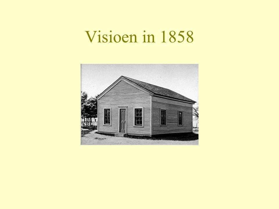 Visioen in 1858