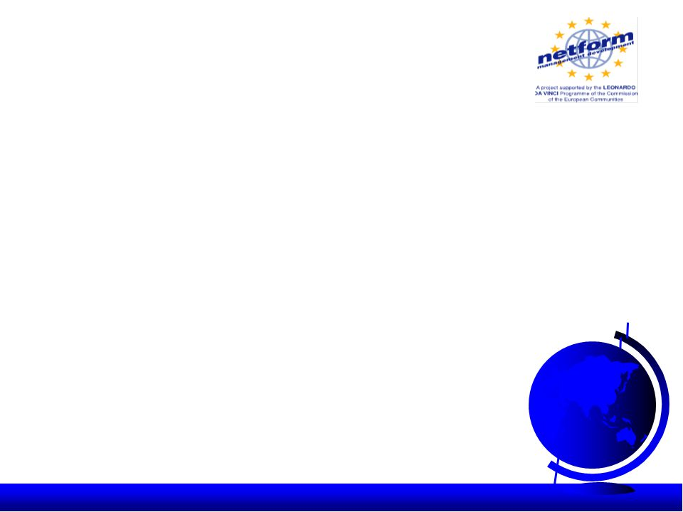 •Modulair studieprogramma •Internet ondersteuning •Erkenning op mastersniveau door Sheffield Hallam University •Erkenning bestaande kennis en vaardigheden •Desgewenst ondersteuning door een mentor •Tempo (max.
