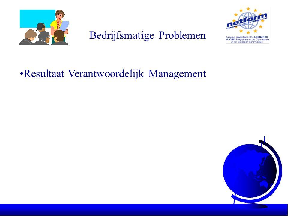 •Resultaat Verantwoordelijk Management