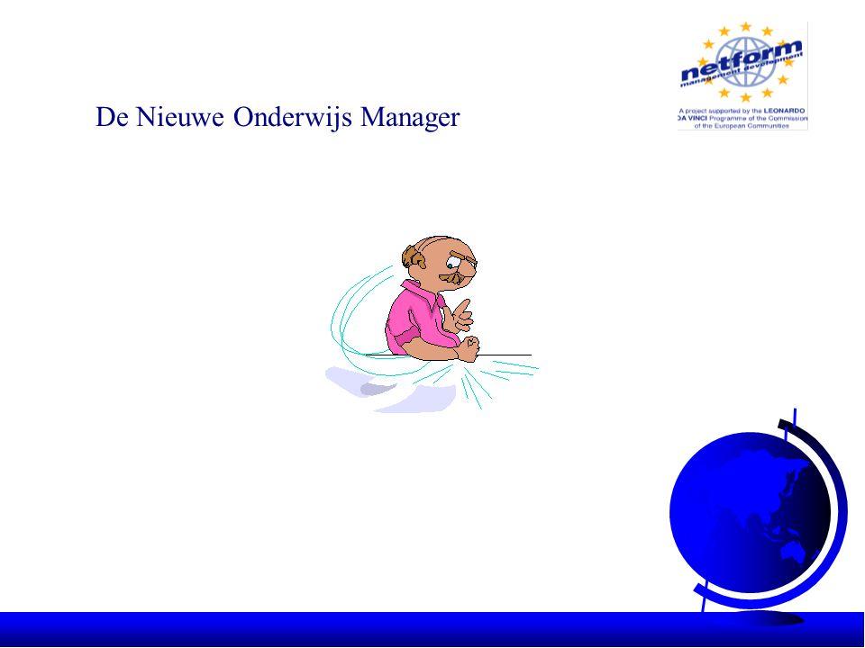 De Nieuwe Onderwijs Manager