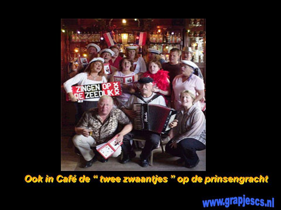 13 Café Nol Westerstraat Café Nol Westerstraat Zeer bekend Café, wordt veel gezongen.