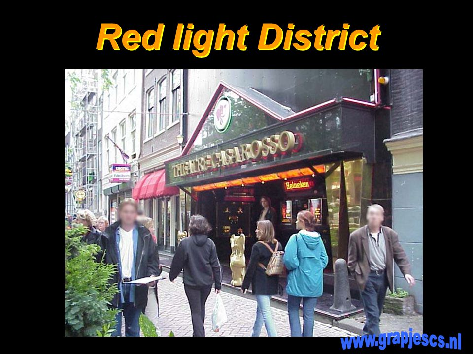 9 Red light District Red light District