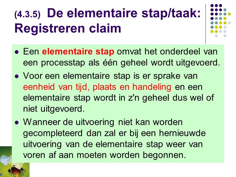 (Fig 4-16) De processtap: Ontvangen & registreren