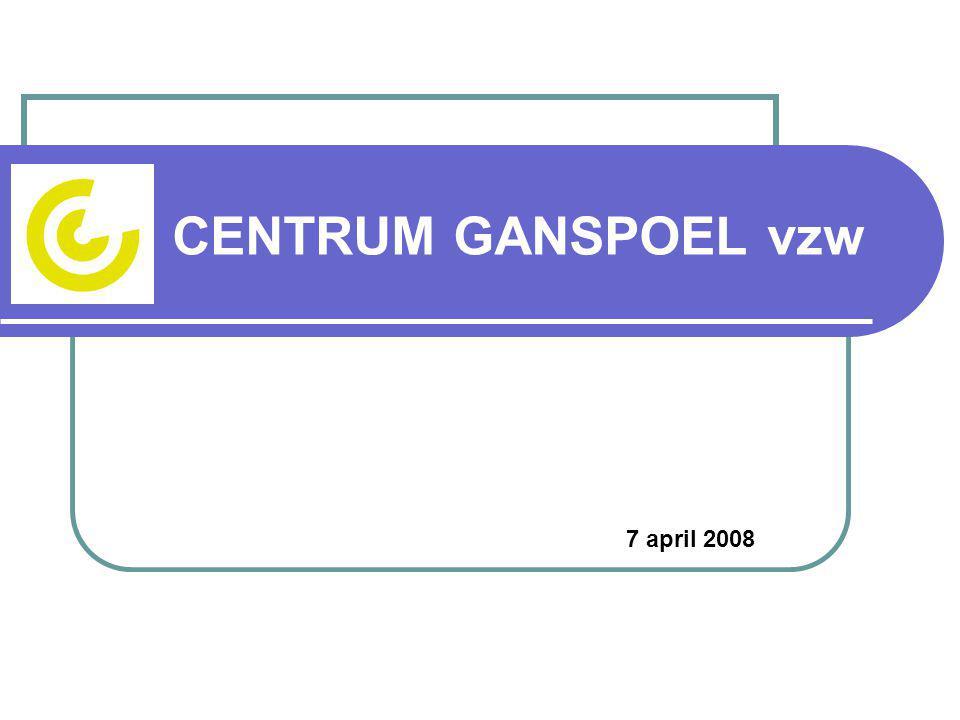 Centrum Ganspoel Ganspoel wil zich profileren als gespecialiseerd centrum dat in deskundige en vraaggestuurde ondersteuning voorziet voor kinderen en volwassenen met een visuele en (visueel) meervoudige handicap.