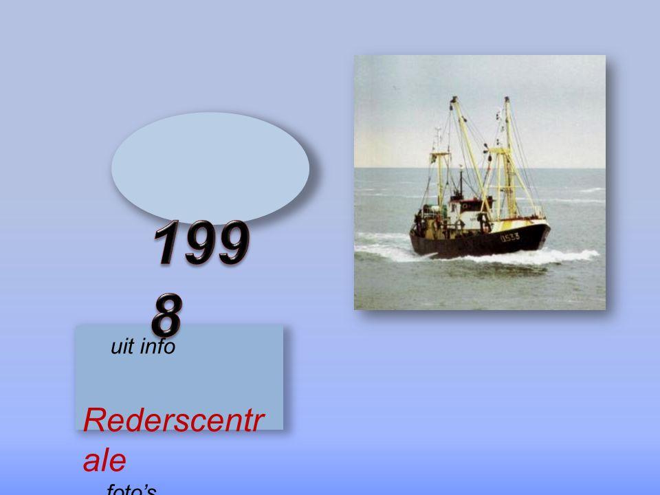 Oostende schipper Albert Salliau die de Zeevaartpolitie uitlegt