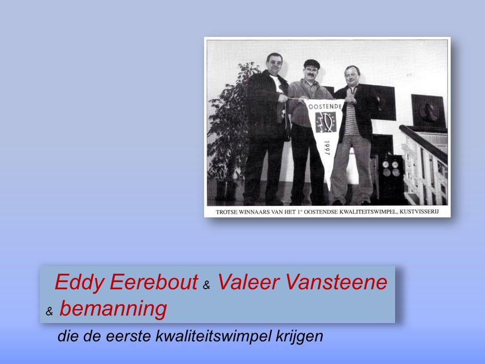 """Luc Bogaert & O.62 """"Dini """" voor de 3 de keer garnaalkoning"""