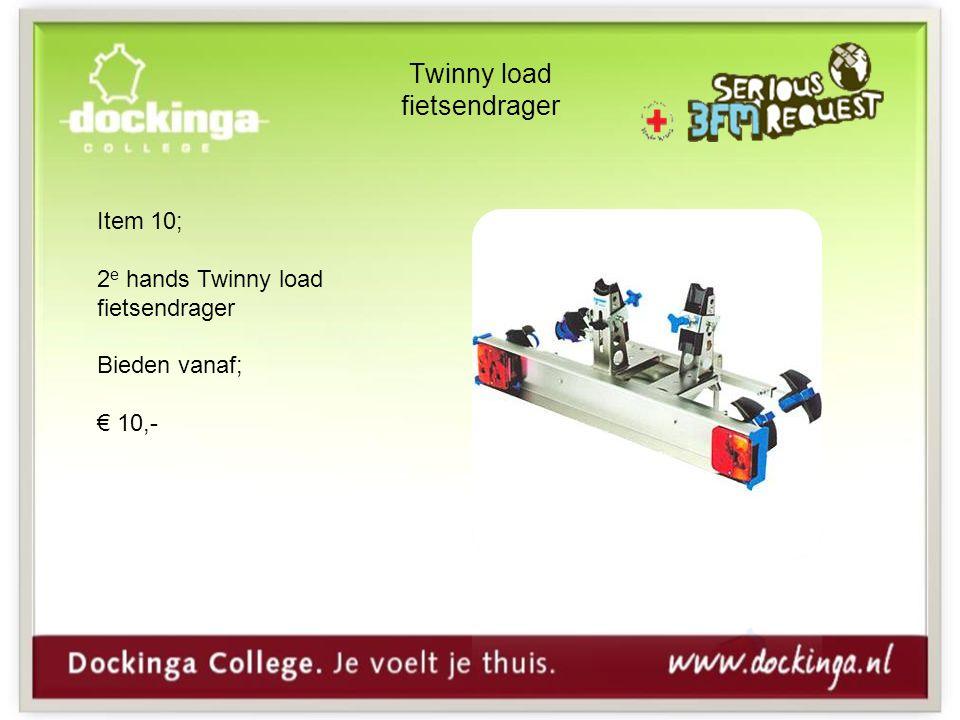 Twinny load fietsendrager Item 10; 2 e hands Twinny load fietsendrager Bieden vanaf; € 10,-