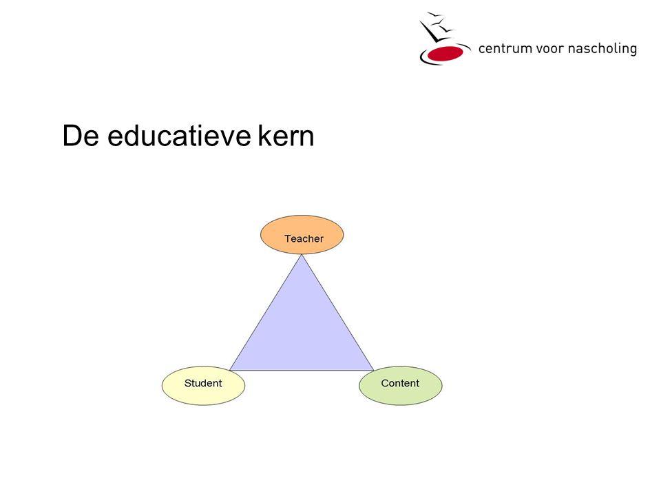 De educatieve kern