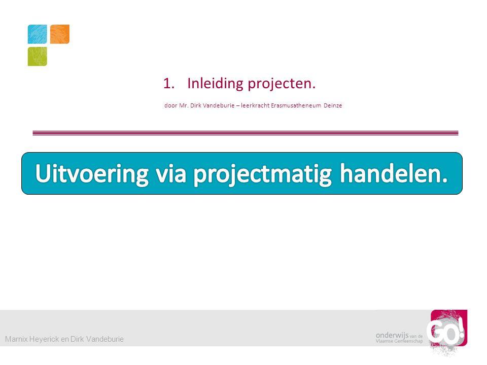 1.Inleiding projecten.door Mr.