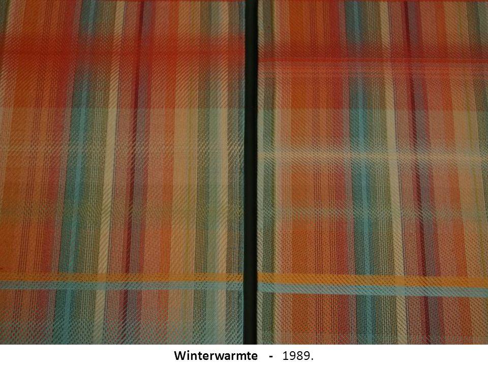 Winterwarmte - 1989.