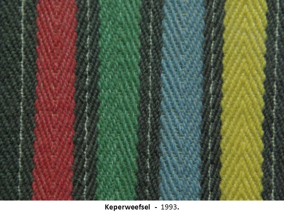 Keperweefsel - 1993.