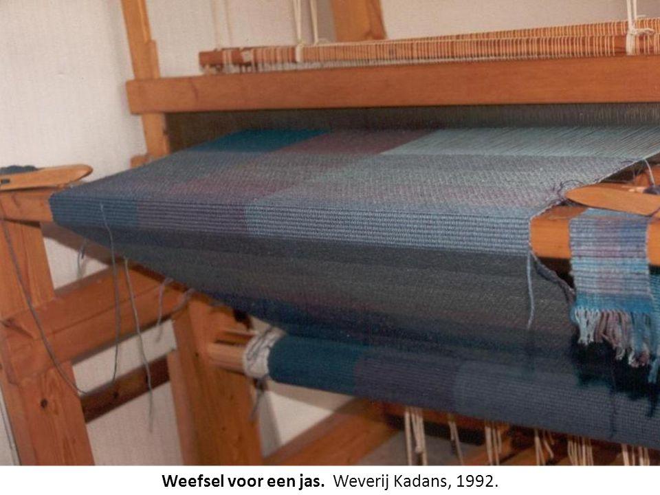 Kussens. Weverij Kadans, 1994.