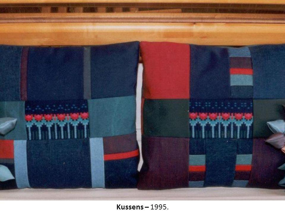 Kussen - 1999.
