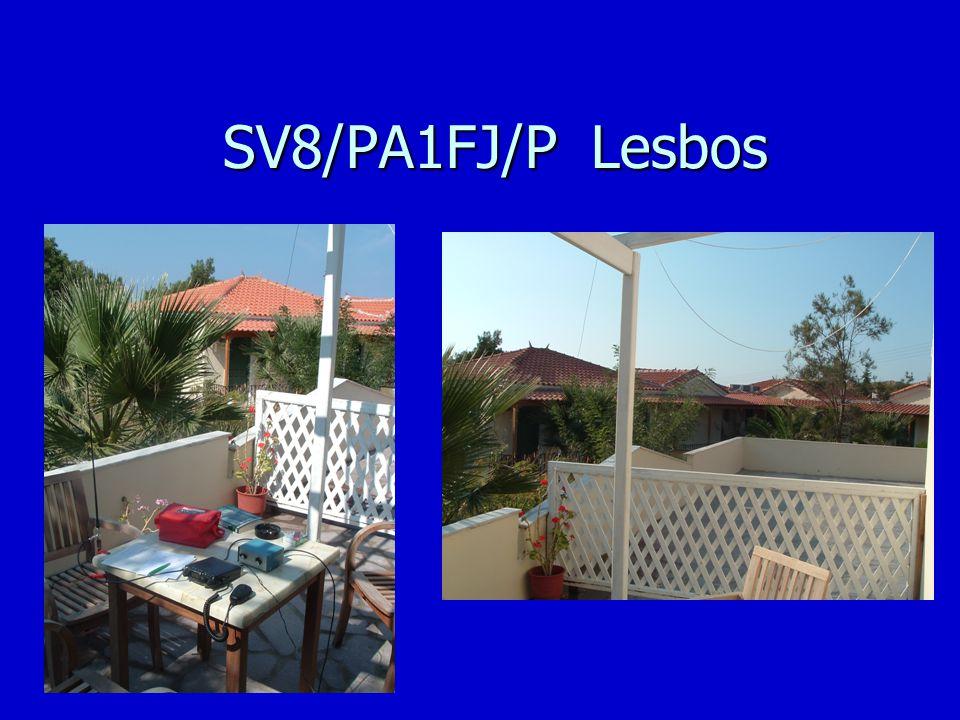 SV8/PA1FJ/P Lesbos