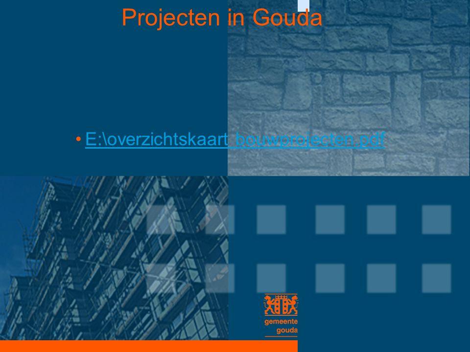 •E:\overzichtskaart bouwprojecten.pdfE:\overzichtskaart bouwprojecten.pdf Projecten in Gouda