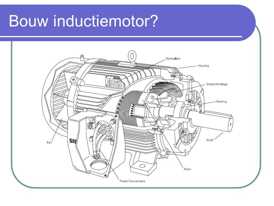 Bouw inductiemotor?