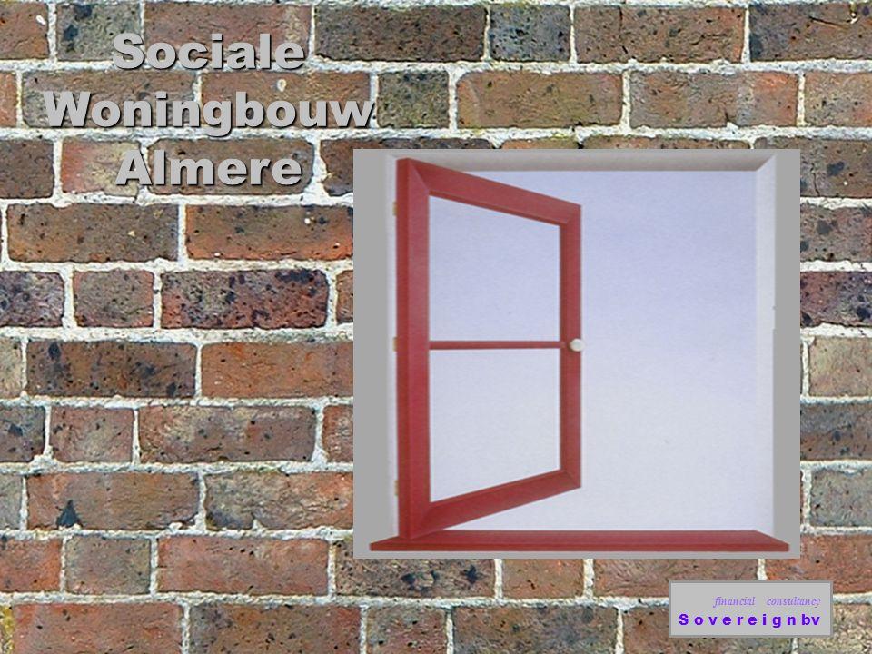 SocialeWoningbouwAlmere financial consultancy S o v e r e i g n bv